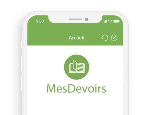 MesDevoirs